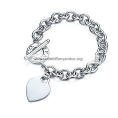 Tiffany And Co Bracelet 5 Circles Silver