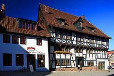 Eisenach, Germany  Martin Luther's boyhood home.