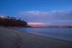 sunrise a noirmoutier plage des dames