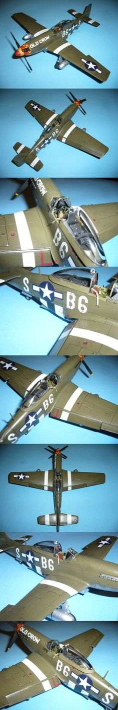 Old Crow P-51
