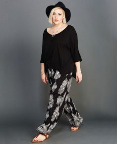 1000  images about Needing these Plus Size Palazzo/Wide Leg pants ...