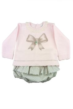 Rochy FW15. Baby two piece outfit