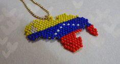 Brick Stitch, Diy Jewelry, Crochet Necklace, Cross Stitch, Chokers, Tapestry, Create, Fashion, Templates