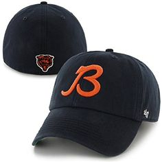 Chicago Bears 'B' retro.  Should be cheaper with the season they are having!  Hat Size: Large - 7 3/8 to 7 1/2
