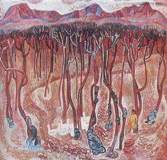Artist Painting, Artworks, Moose Art, Animals, Animales, Animaux, Animal, Animais, Art Pieces