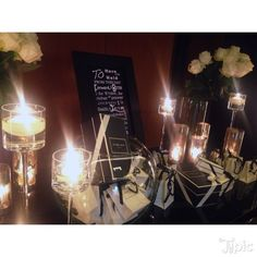 candle night wedding の画像 Wedding &Party Designerの黒沢祐子