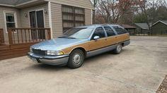 1992 Buick Roadmaster Estate wagon