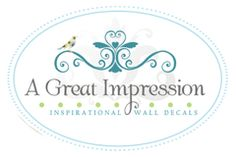 Inspirational wall clings for your home or office