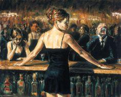 Fabian Perez - The Bartender