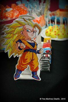Dragon Ball Z! para Fede! | CatchMyParty.com