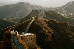 Great Wall of China, someday!  Bucket List