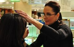make up tips for women over 40 from dior makeup artist via fab over 40...lord knows i could always use a little extra help!