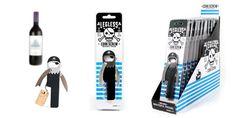 Legless Corkscrew : Pirate style classic Waiter's Friend bottle opener