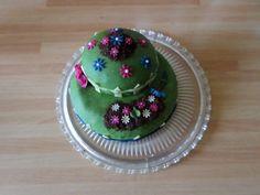 Cake-botany for friend 20