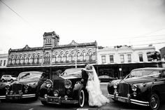 Rolls Royce And Jaguar Wedding Cars #weddingcars #classicweddingcars  #vintageweddingcars #classiccars #weddinginspo