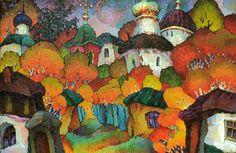Valery Veselovsky (b1964, Moscow Russia)