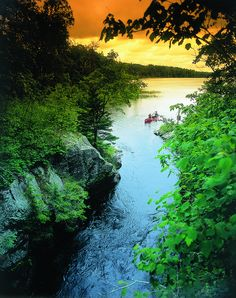 #GILOVEMANITOBA    A lovely shot of Whiteshell Provincial Park, Manitoba, Canada. #Canada #travel