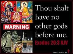 Exodus 20:3