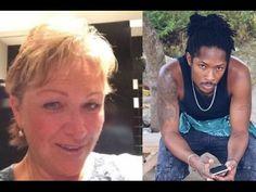 On Killed White Man Girl Dating Black