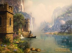 3D Fantasy Art | digital fantasy art design . com 3D art fantasy wallpapers ::