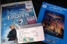 *HOT* Frozen Blu-Ray/DVD/Digital Copy Only $10.99 at Toys R Us! - Raining Hot Coupons