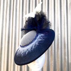 Millinery from Katrina Dare on Hatacademy website
