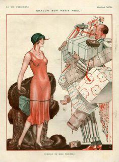 La Vie Parisienne, 1928 ~ René Vincent
