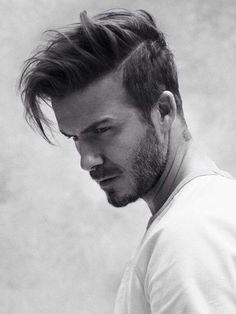 Mens hair style 2015 David Beckam