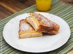 Receita de Monte Cristo Sandwich