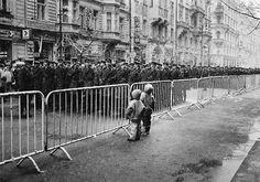 © Karel Cudlín, Feb. 25, 1988, Prague / Czechoslovakia