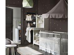 chambre de bb 25 ides pour une fille - Chambre Bebe Ikea
