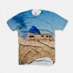 Breaking Bad: Essential T-shirts for Walter White's Season 5 Return - Esquire