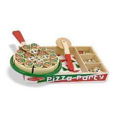 Melissa & Doug Pizza Party (Toy)