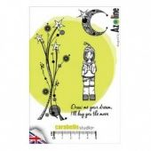 Carabelle Studio Stamp Set - Stars Zinouk by Azoline  - SA60202E