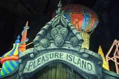 Pleasure Island - Pinocchio Disney