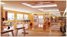 beautiful home gym - Home and Garden Design Ideas
