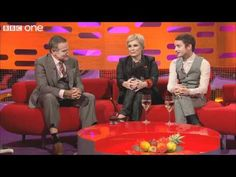 Robin Williams on Being an Oscar Winner - The Graham Norton Show - Series 10 Episode 5 - BBC One - YouTube