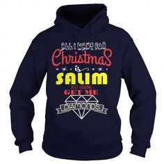 I Love All I want for Chiristmas is SALIM - Kidding Get Me Diamonds T-Shirts