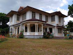 Ninoy Aquino Ancestral House in Concepcion, Tarlac, Philippines