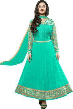 Vibes Georgette Self Design Salwar Suit Dupatta Material Price in India - Buy Vibes Georgette Self Design Salwar Suit Dupatta Material online at Flipkart.com