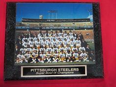 Jack Ham Pittsburgh Steelers Plaques