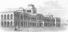 The Presidency College, Madras.