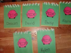 Craftiness of a ModernJune: Mission: Blues Clues Party 100bucks or less - make your own Handy Dandy Notebooks.