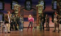 Harvard Law gets legally blonde when Elle Woods arrives on the scene in a completely pink outfit. Theatre Costumes, Musical Theatre, Broadway Theatre, Harvard Students, Elle Woods, Harvard Law, Legally Blonde, Disney Shows, Broken Leg