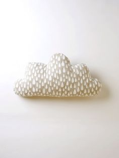 cloud cushion by harvest textiles