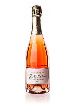 J.M.Goulard - rosé brut 'Orphise' - Le Goff & Gabarra #monChampagne