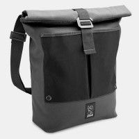Chrome Welded Postbag   Cool Material