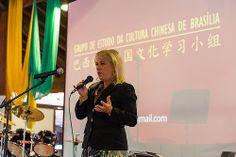 Maristela Abad - Coordenadora do Instituto Confúcio da UnB