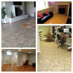Cheap Basement Flooring Ideas | Flooring Ideas, Basements And Basement  Flooring