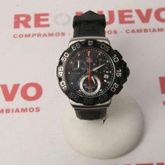Reloj TAG HEUER FORMULA 1 CAH1110 de segunda mano E269734 | Tienda online de segunda mano en Barcelona Re-Nuevo